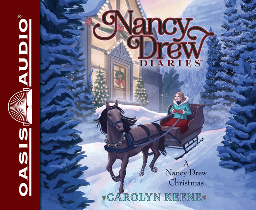 A Nancy Drew Christmas (Library Edition)