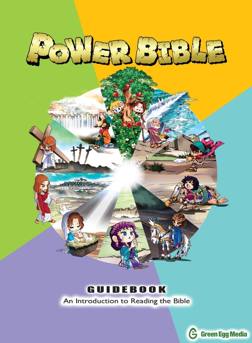 Power Bible Guidebook