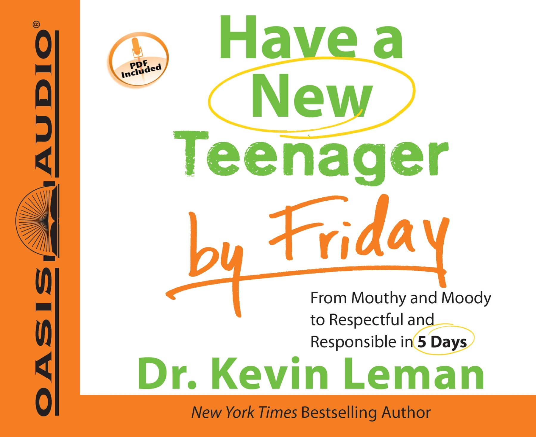 Have a New Teenager by Friday (Library Edition)