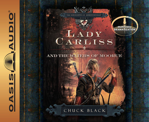 Lady Carliss and the Waters of Moorue (Library Edition)