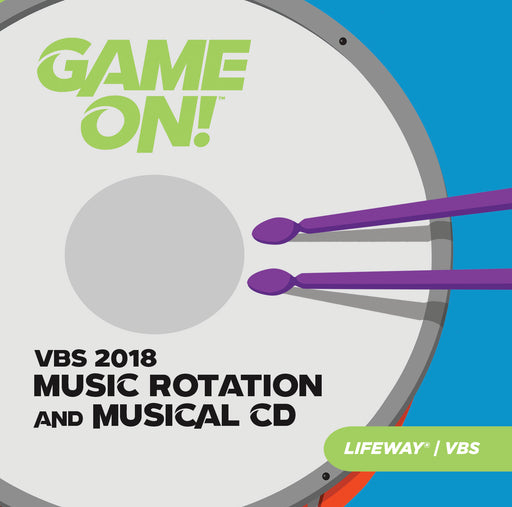 VBS 2018 Music Rotation And Musical CD