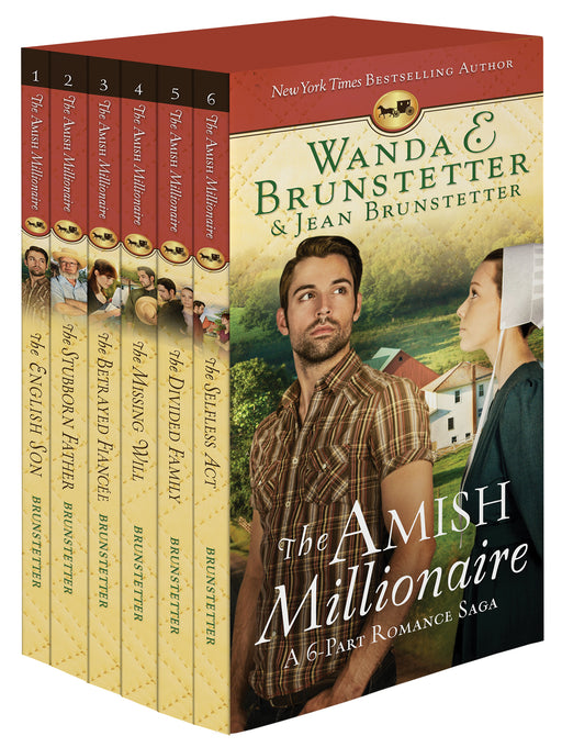 The Amish Millionaire Boxed Set