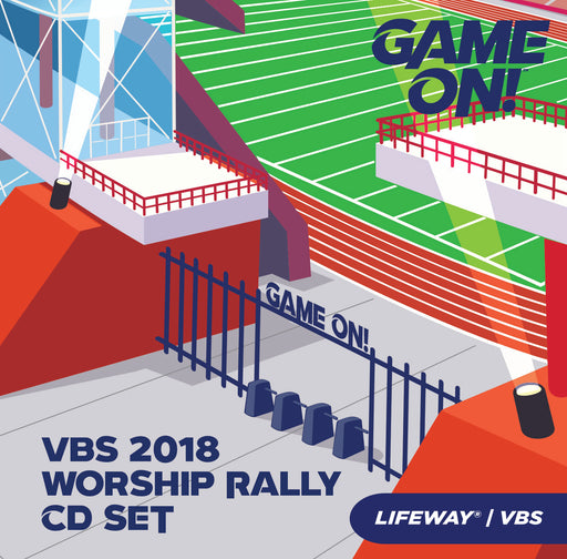 VBS 2018 Worship Rally CD Set