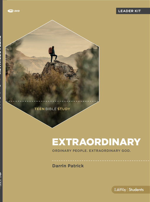 Extraordinary - Teen Bible Study Leader Kit