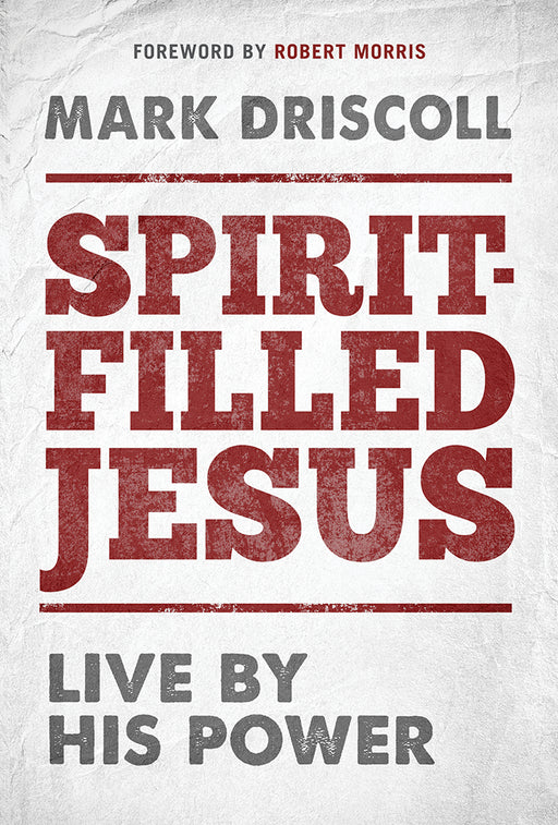 Spirit-Filled Jesus