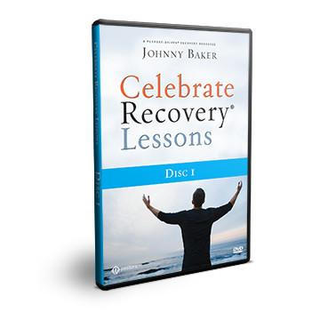 Celebrate Recovery Lessons DVD Disc 1