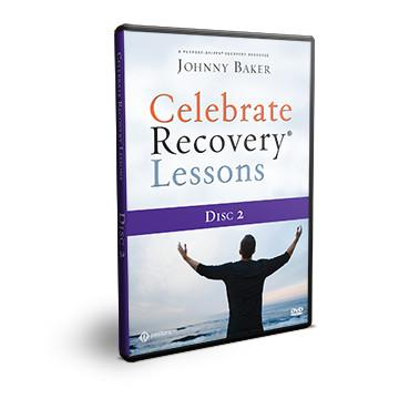 Celebrate Recovery Lessons DVD Disc 2