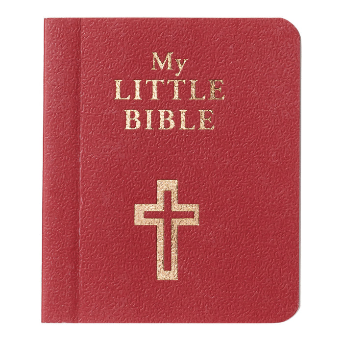 My Little Bible in Red