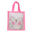 Believe Pink Butterfly Shopping Bag