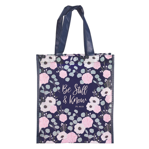 "Be Still Shopping Bag "" Psalm 46:10"