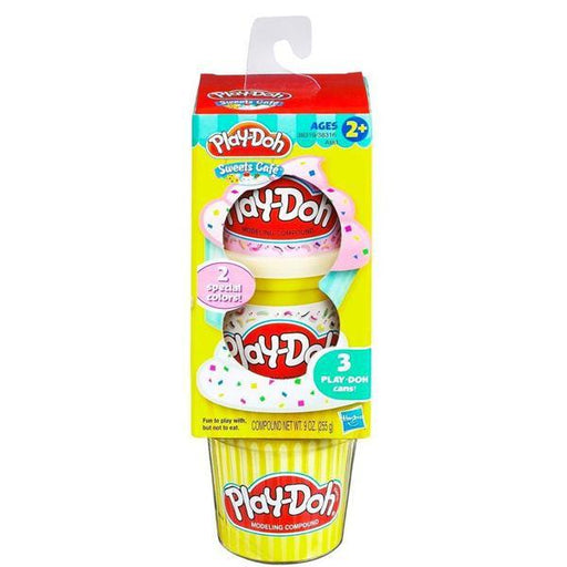 Play-Doh Sweet Shoppe Sweets Cafe 3 Pack