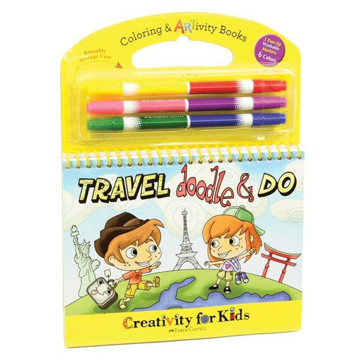 Creativity for Kids Travel Doodle & Do