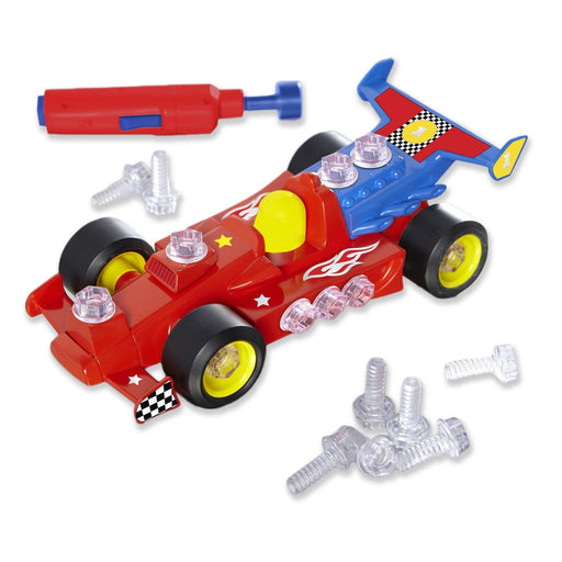 Educational Insights Design & Drill Power Play Race Car