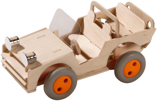 Haba Assembly Kit Off Road Vehicle