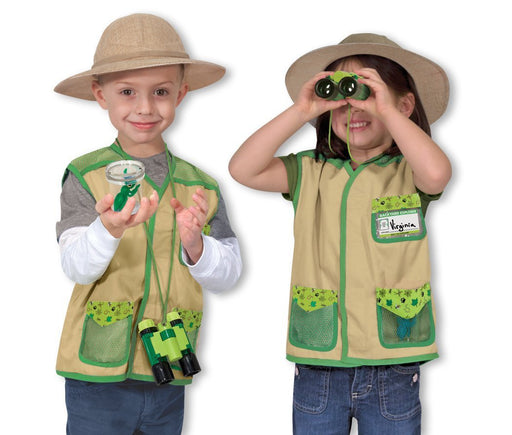 MELISSA & DOUG COSTUME-BACKYARD EXPLORER