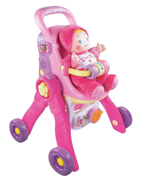 Vtech Baby Amaze 3-in-1 Care & Learn Stroller