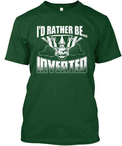 I'd Rather Be Inverted