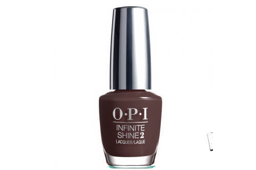 OPI Infinte Shine<hr>ISL25 Never Give Up!