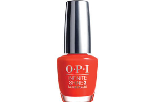 OPI Infinite Shine<hr>ISL07 No Stopping Me Now