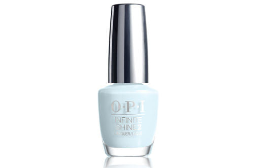 OPI Infinite Shine<hr>ISL33 Eternally Turquoise
