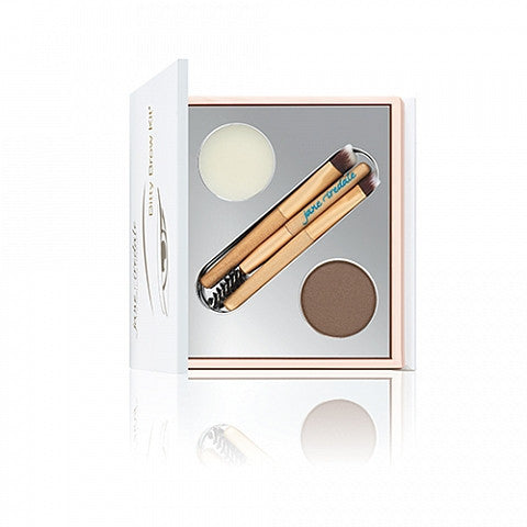 JANE IREDALE <hr> Bitty Brow Kit Brunette