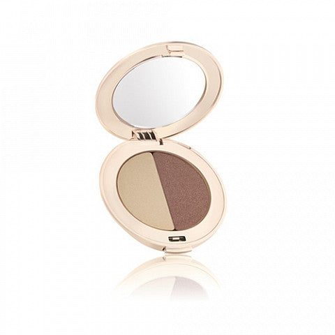 JANE IREDALE <hr> PurePressed Eye Shadow Duo Oyster/Supernova