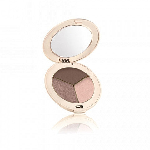 JANE IREDALE <hr> PurePressed Eye Shadow Triple Brown Sugar