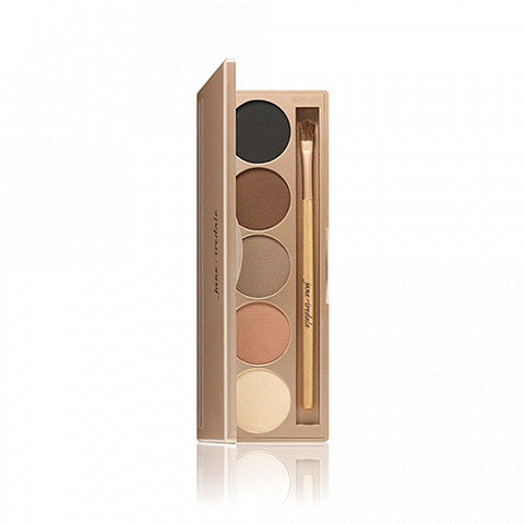 JANE IREDALE <hr> PurePressed Eye Shadow Kit Perfectly Nude