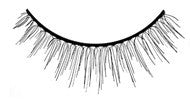 ANDREA<hr>andrea strip lashes style 52 black
