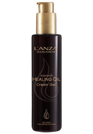L'ANZA <hr>Keratin Healing Oil Cream Gel 6.8 oz.
