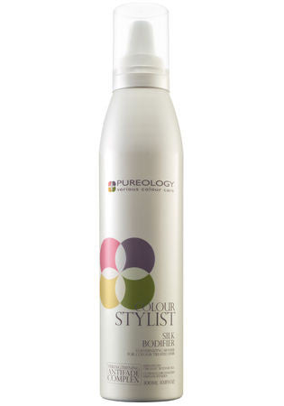 Pureology <hr> Colour Stylist™ Silk Bodifier Volumizing Mousse