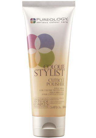 PUREOLOGY <hr>Colour Stylist™ Cuticle Polisher Shine Serum 3.4oz