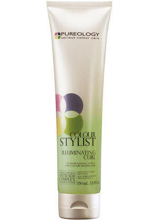 PUREOLOGY <hr> Colour Stylist™ Illuminating Curl Shaping Lotion 5.1 oz.