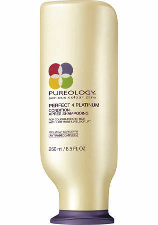 PUREOLOGY <hr>Perfect 4 Platinum™ Shampoo