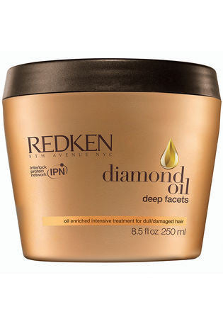 REDKEN <hr> Diamond Oil™ Deep Facets Mask
