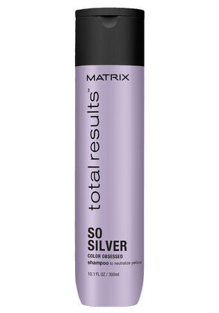 MATRIX Total Results <hr> Color Obsessed So Silver Shampoo