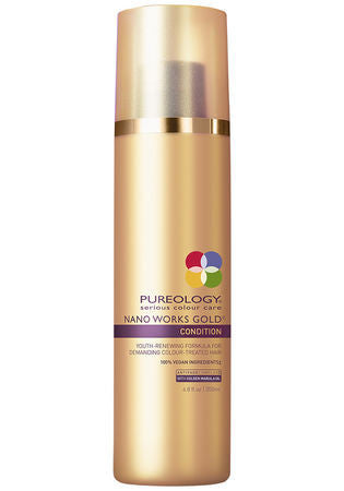 PUREOLOGY <hr>Nano Works® Gold Shampoo
