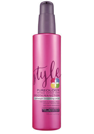 PUREOLOGY <hr> Smooth Perfection Lightweight Smoothing Lotion