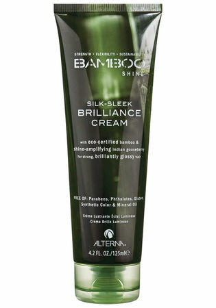 ALTERNA BAMBOO <hr>  SHINE BRILLIANCE CRM 4.2OZ