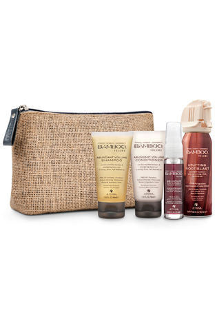 ALTERNA BAMBOO <hr> VOL BEAUTY TO GO TRAVEL KIT