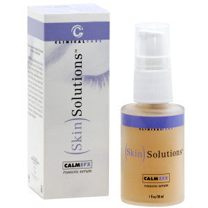 CIINICAL CARE SKIN SOLUTIONS <hr> Calmefx Rosacea Serum
