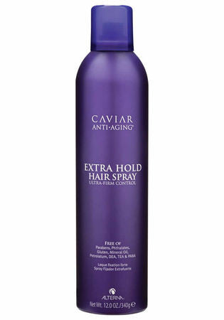 ALTERNA CAVIAR <hr> EX HOLD HSPRAY 55% 12OZ