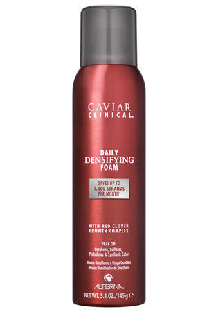 ALTERNA CAVIAR <hr> CLINIC DAILY DENSIFY FOAM