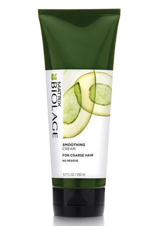 MAXTRIX BIOLAGE <hr> Cleansing Conditioner Smoothing Cream for Coarse Hair 6.8 oz.