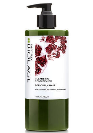 MAXTRIX BIOLAGE <hr> Cleansing Conditioner for Curly Hair
