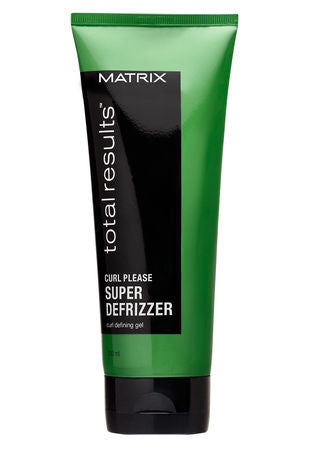 MATRIX Total Results <hr> Curl Please Super Defrizzer Gel