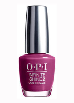OPI Infinite Shine<hr>ISL63 Don'T Provoke The Plum