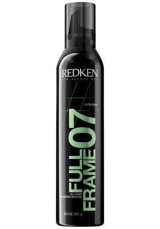 REDKEN <hr>Full Frame 07 All-Over Volumizing Mousse