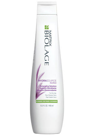 MAXTRIX BIOLAGE <hr> HydraSource Detangling Solution