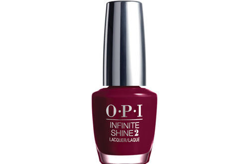 OPI Infinite Shine<hr>ISL13 Can't Be Beet